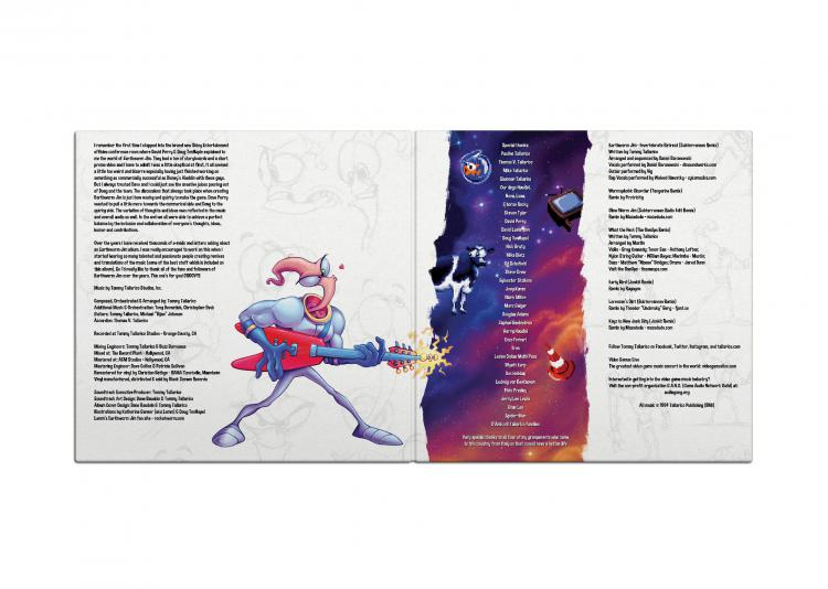 Р'РёРЅРёР» Earthworm Jim Anthology