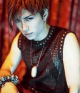 Gackt. Click to zoom.