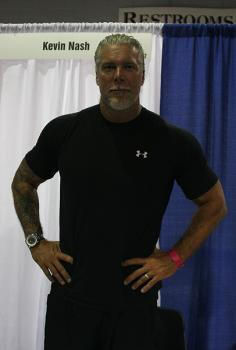Kevin Nash. Click to zoom.