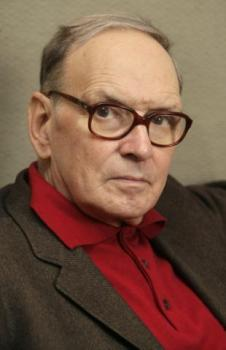 Ennio Morricone photo.