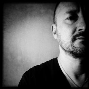 Clint Mansell. Click to zoom.