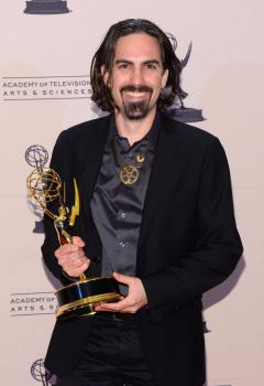 Bear McCreary. Click to zoom.