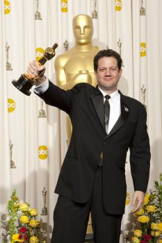 Michael Giacchino. Click to zoom.