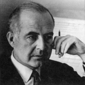 Samuel Barber photo.