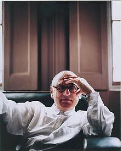Michael Nyman. Click to zoom.