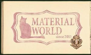 MATERIAL WORLD. Click to zoom.