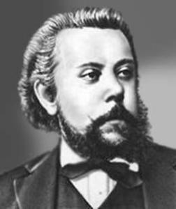 Modest Petrovich Mussorgsky. Click to zoom.