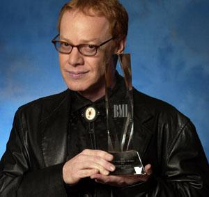 Danny Elfman photo. Danny Elfman