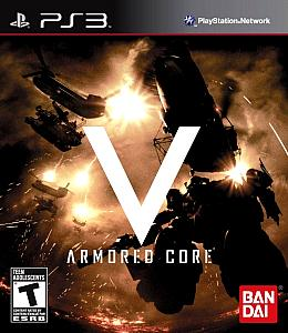 Armored Core 5 Ost