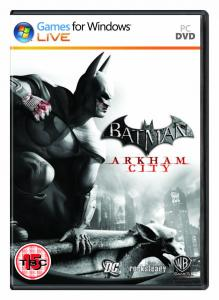 Batman: Arkham City. Click to zoom.