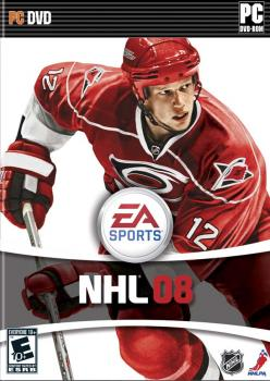 NHL 08. Click to zoom.