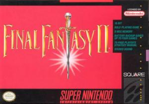 Final Fantasy II. Click to zoom.