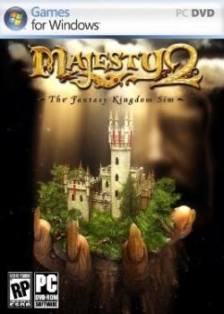 Majesty 2: The Fantasy Kingdom Sim. Click to zoom.