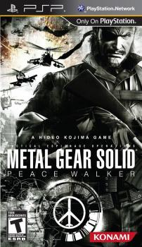 Metal Gear Solid: Peace Walker. Click to zoom.