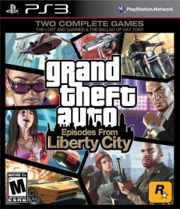 Grand Theft Auto IV: Episodes from Liberty City. Click to zoom.