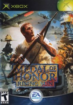 Medal of Honor: Rising Sun. Click to zoom.