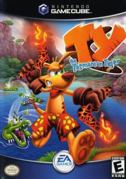 Ty the Tasmanian Tiger. Click to zoom.