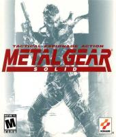 Metal Gear Solid. Click to zoom.