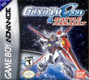Mobile Suit Gundam Seed: Battle Assault. Click to zoom.