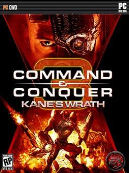 Command & Conquer 3 Ярость Кейна (Command & Conquer 3: Kane's Wrath) (2008). Нажмите, чтобы увеличить.