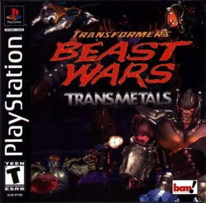 Transformers: Beast Wars Transmetals. Click to zoom.