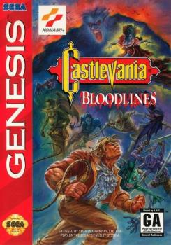 Castlevania: Bloodlines. Click to zoom.