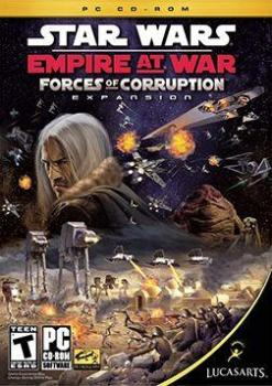 Star Wars: Empire at War: Forces of Corruption. Click to zoom.