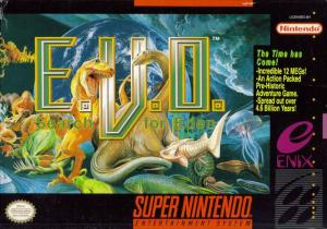 E.V.O.: Search for Eden. Click to zoom.