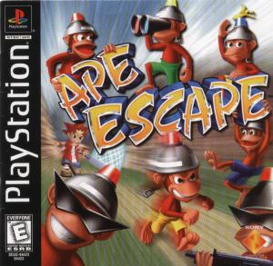 Ape Escape. Click to zoom.