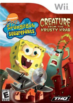 SpongeBob SquarePants: Creature from the Krusty Krab. Click to zoom.