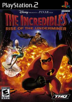 The Incredibles: Rise of the Underminer (2005). Нажмите, чтобы увеличить.