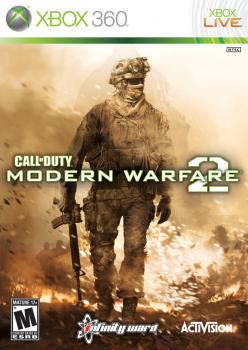 Call of Duty: Modern Warfare 2. Click to zoom.