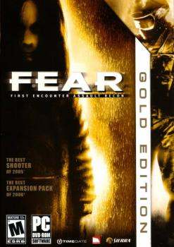 F.E.A.R. Gold Edition. Click to zoom.