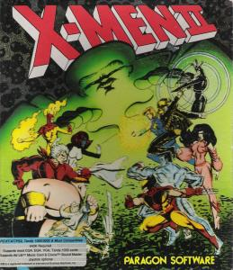 X-Men 2: Fall of the Mutants. Click to zoom.