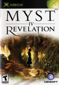 Myst IV: Revelation. Click to zoom.