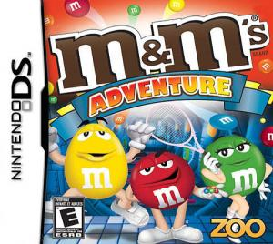 M&Ms Adventure. Click to zoom.