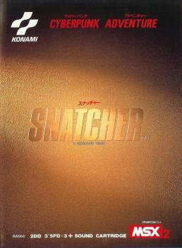 Snatcher. Click to zoom.