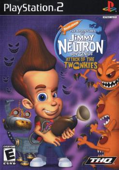 The Adventures of Jimmy Neutron Boy Genius: Attack of the Twonkies (2004). Нажмите, чтобы увеличить.