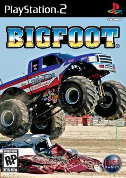 Bigfoot: Collision Course. Click to zoom.