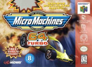 Micro Machines 64 Turbo. Click to zoom.