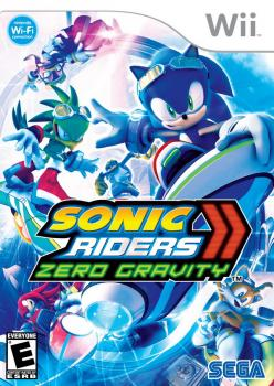 Sonic Riders: Zero Gravity. Click to zoom.