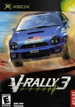 V-Rally 3. Click to zoom.