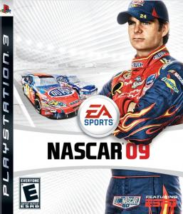 NASCAR 09. Click to zoom.