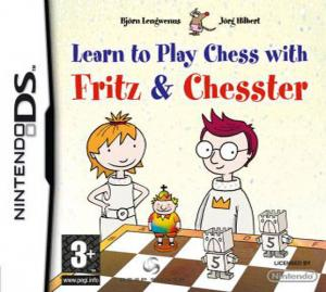 Learn To Play Chess With Fritz & Chesster (2009). Нажмите, чтобы увеличить.