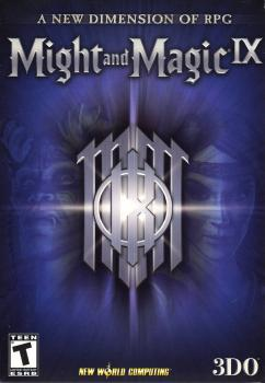 ��� � ����� 9 (Might and Magic 9: Writ of Fate). Click to zoom.