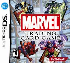 Marvel Trading Card Game. Click to zoom.