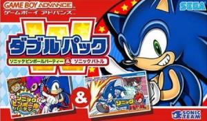 Double Pack: Sonic Pinball Party & Sonic Battle. Click to zoom.