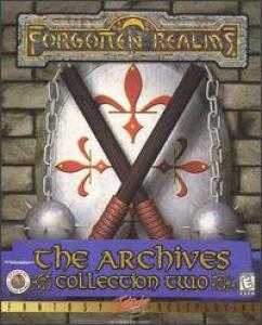 Forgotten Realms: The Archives - Collection Two (1999). Нажмите, чтобы увеличить.