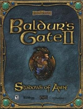 Baldur's Gate II: Shadows of Amn. Click to zoom.