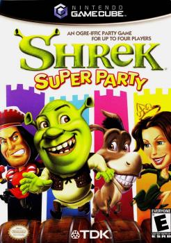 Shrek: Super Party. Click to zoom.